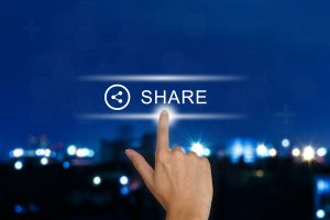Share, Support and Connect with your Facebook Business Page