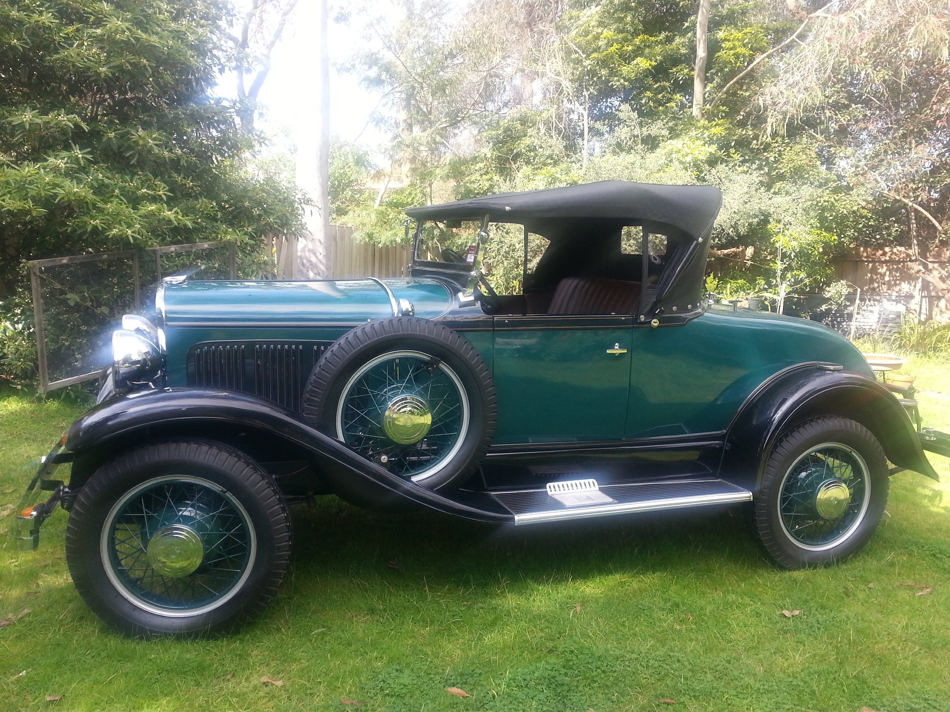 September Senior Of The Month – The 1929 Desoto!